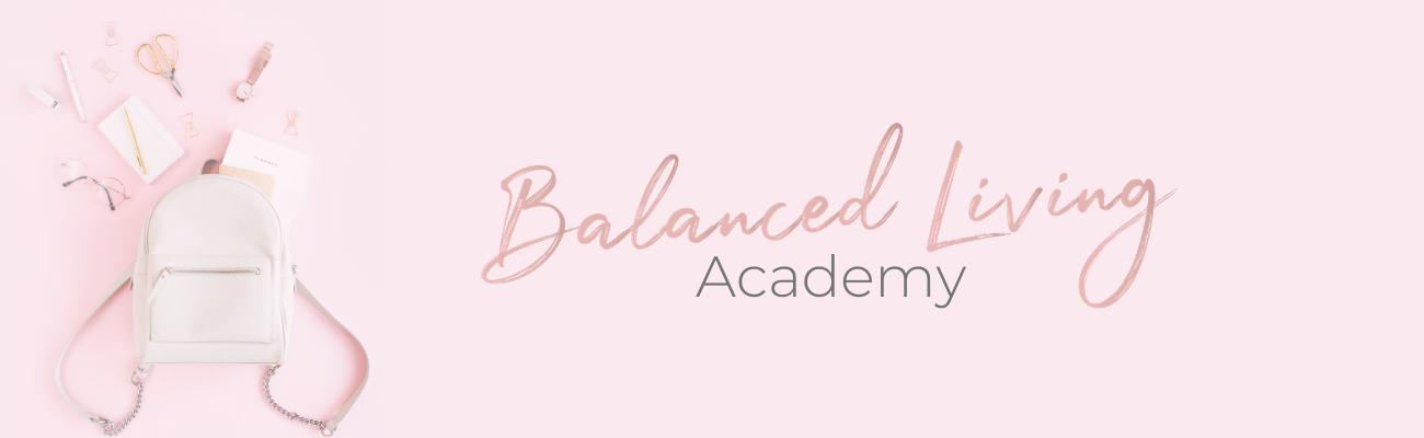 Balanced Living Academy